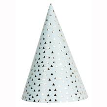 Achat en ligne Set de 4 chapeaux de fête imprimé graphique