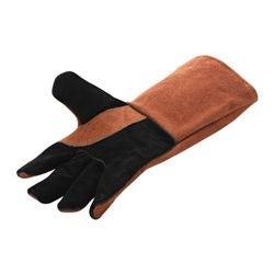 acquista online Guanto da bbq in cotone marrone