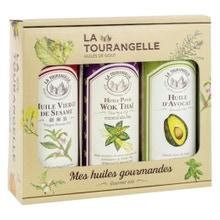 Achat en ligne Trio d'huiles de Sésame, Avocat, Wok Thaï 250ml