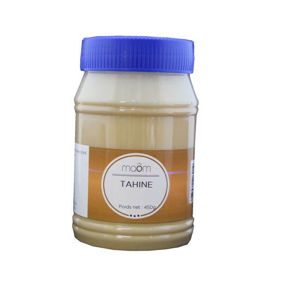Achat en ligne Pâte Tahine-Crème de sésame 450g