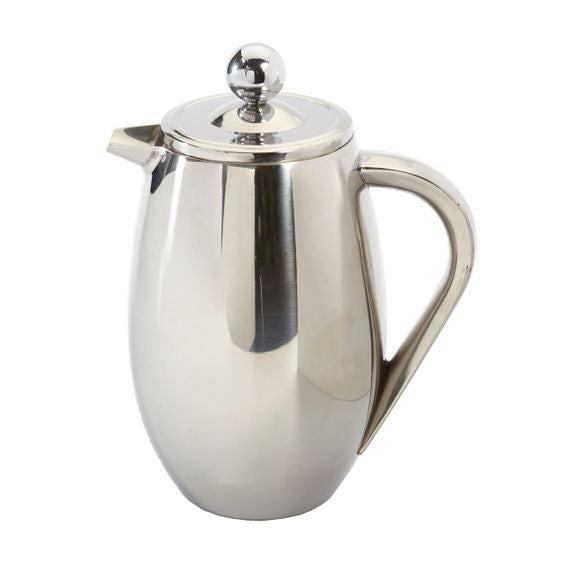 Cafetière piston double paroi inox 360ml
