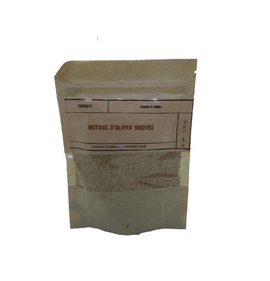 Achat en ligne Sachet de poudre Olive 100ml