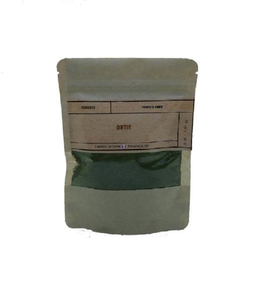 Achat en ligne Sachet de poudre Ortie 100ml