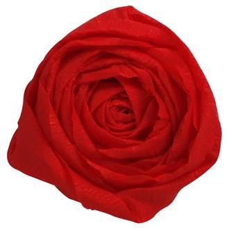 CLAIREFONTAINE - Papier crépon rouge 2,50x0,50m