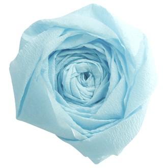 CLAIREFONTAINE - Papier crépon turquoise 2,50x0,50m