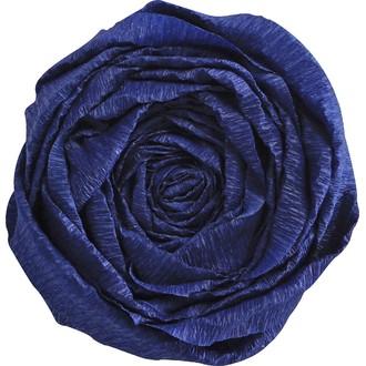 CLAIREFONTAINE - Papier crépon bleu marine 2,50x0,50m