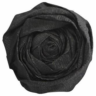 CLAIREFONTAINE - Papier crépon noir 2,50x0,50m