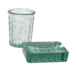 Achat en ligne Gobelet en verre transparent Gems