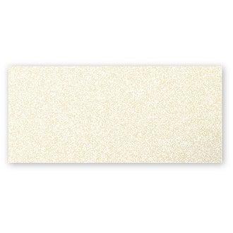 CLAIREFONTAINE - 25 Cartes simples Ivoire Irisé 106x213 Pollen 210g