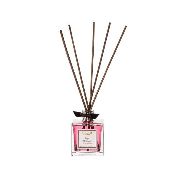 Achat en ligne Bouquet parfumé rose rhubarbe 100ml