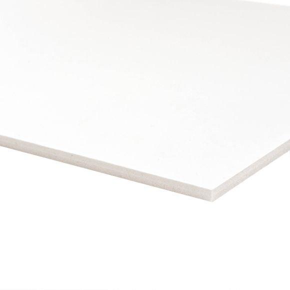 Feuille carton mousse blanc 3mm 50x70cm