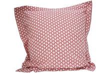 Achat en ligne Taie d'oreiller avec passepoil en coton Graphiflor 63x63cm