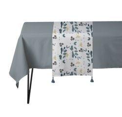 Achat en ligne Chemin de table Herbal bleu 50x150 cm