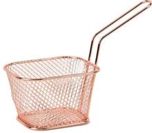 Achat en ligne Panier à frites rose