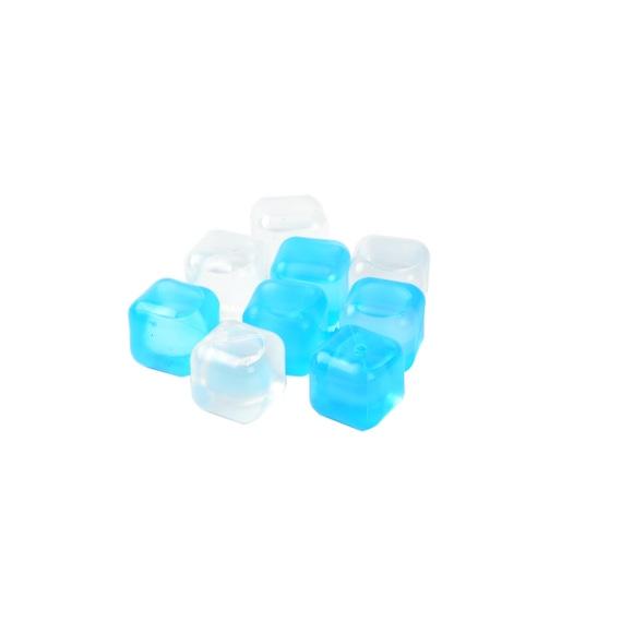 Achat en ligne Glaçons réutilisables Cube 9 pcs