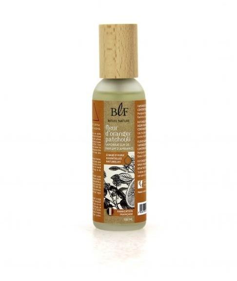 Achat en ligne Parfum d'ambiance Fleur oranger patchouli 100ml