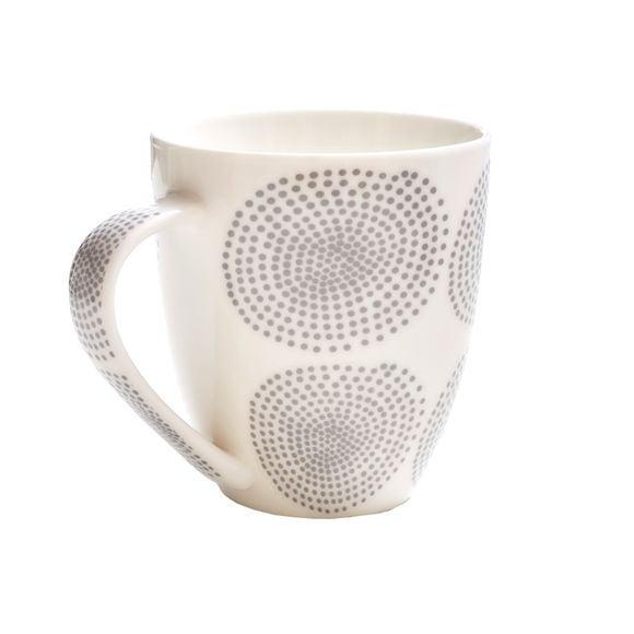 Achat en ligne Mug gris Astéroïde 50cl