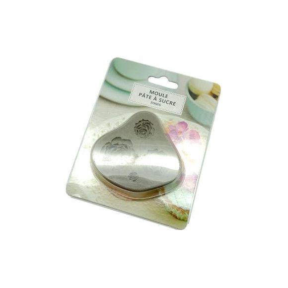 Stampo per pasta di zucchero rosa