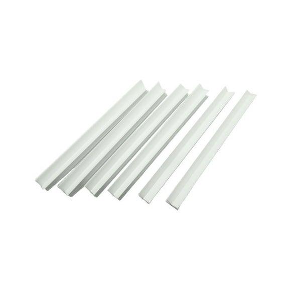 Achat en ligne Lot de 6 renforts à gateauxen plastique 15cm