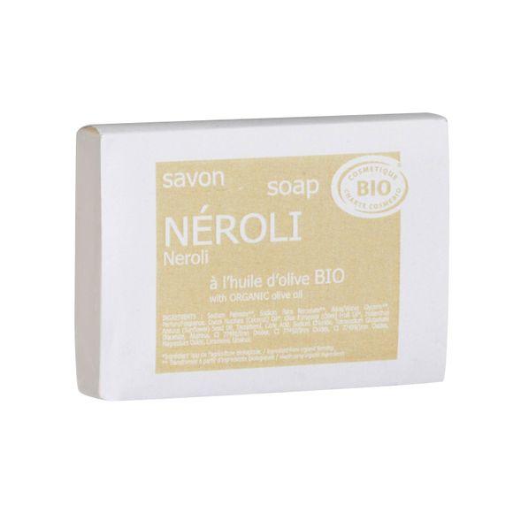 Achat en ligne Savon 100g Bio Néroli