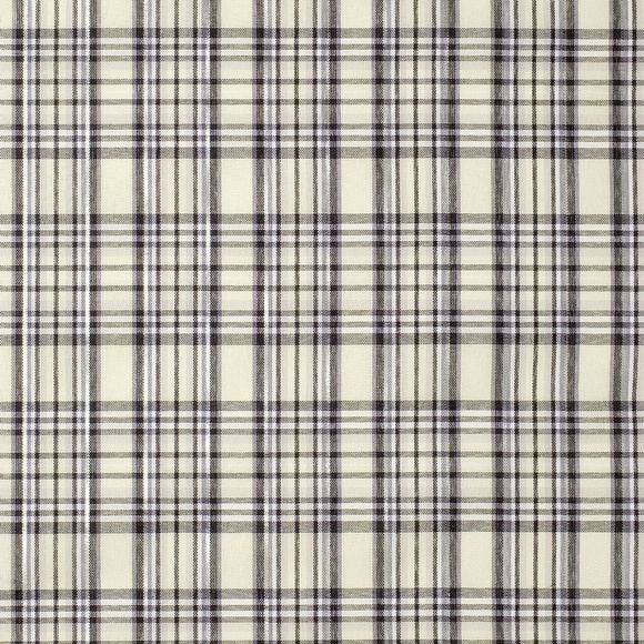Corridore da tavolo scozzese beige 0,28 x 2,5 m