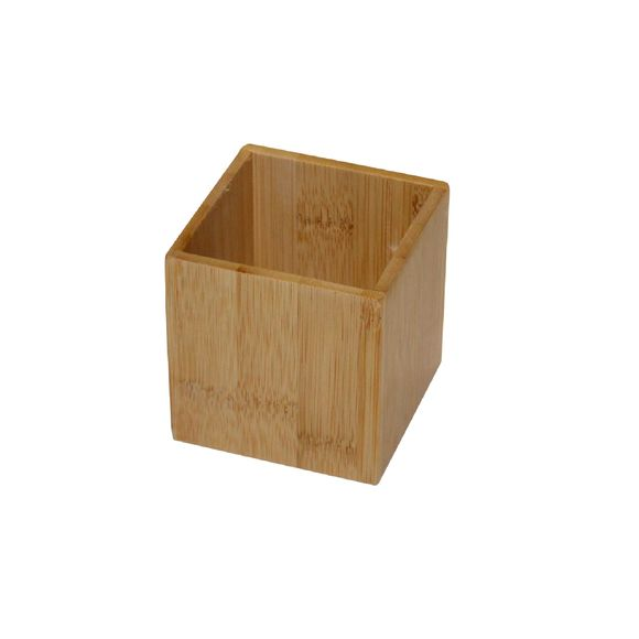 Scatola in bamboo, misura S