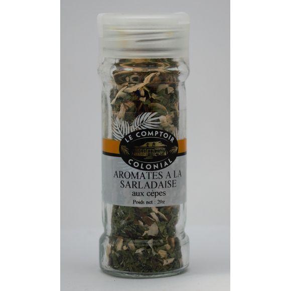 Aromates à la sarladaise aux cèpes 20g