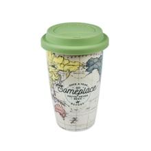 Achat en ligne Travel mug map