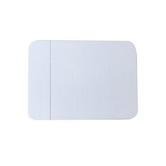 Tapis de bain 55x40cm en diatomite absorbant  blanc