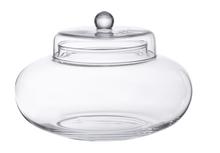 Achat en ligne Candy jar cumbria en verre 13x20 cm
