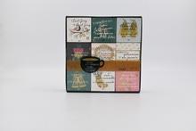 Achat en ligne Coffret 9 boites de thé 36g