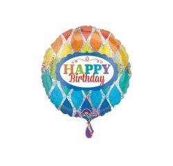 Achat en ligne Ballon Birthday triangle 43cm