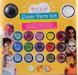 Achat en ligne Palettes de maquillage pour enfant 17 couleurs