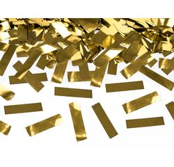 Achat en ligne Canon à confettis or 60cm