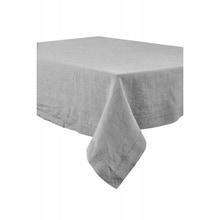 Achat en ligne Nappe 170x300cm en lin lavé béton Naïs