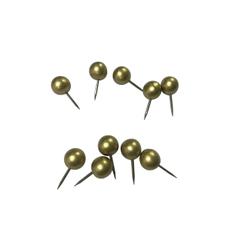 Achat en ligne Punaises x10 dorée