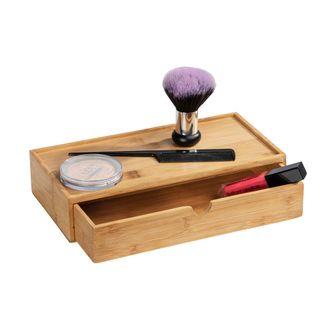 Boîte bambou avec tiroir