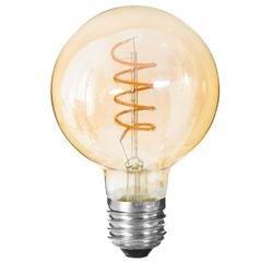 Achat en ligne Ampoule torsa ambre g95 2w