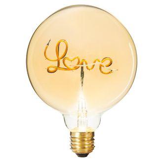 Ampoule deco love