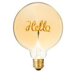 Achat en ligne Ampoule deco hello