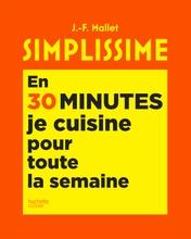 Achat en ligne Simplissime 1h en cuisine 5 jours repas