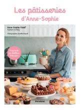 Achat en ligne Les pâtisseries d'Anne-Sophie