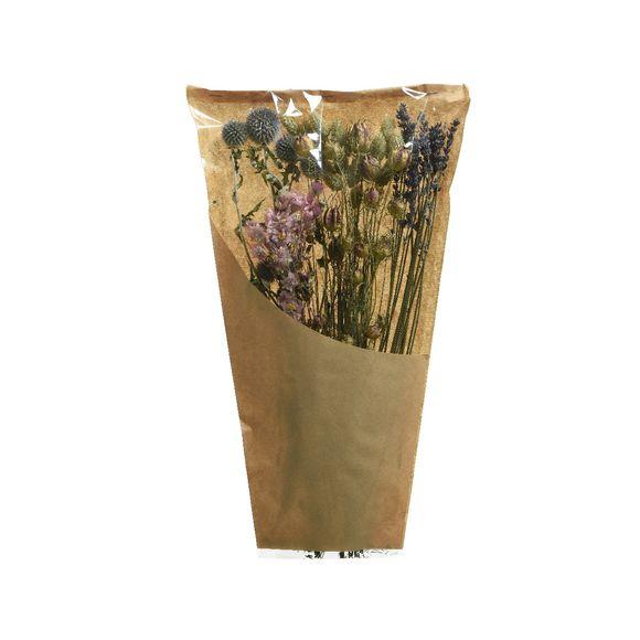 Bouquet di fiori secchi multico mix