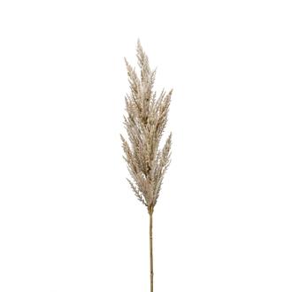 Herbe de pampa artificielle beige 92cm