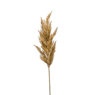 Herbe de pampa artificielle marron 92cm