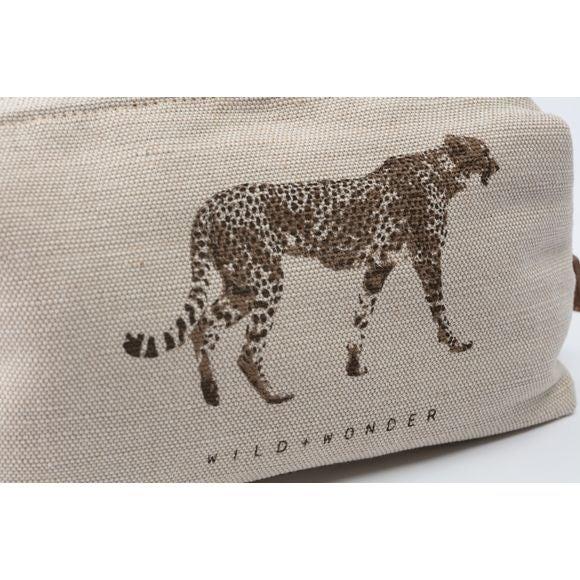 Achat en ligne Trousse safari léopard