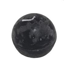 Achat en ligne Bougie boule 6cm anthracite