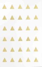 Achat en ligne Transfert textile triangle or 30 pcs