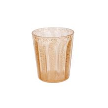 Achat en ligne Gobelet acrylique ambre Bubbla 440ml