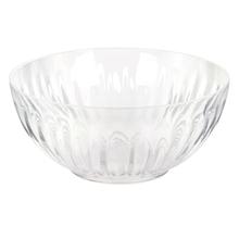 Achat en ligne Saladier acrylique transparent Flame 25cm